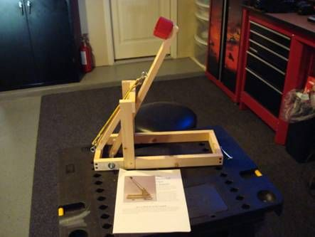 The Little Ogre Catapult | Catapult, School projects ...