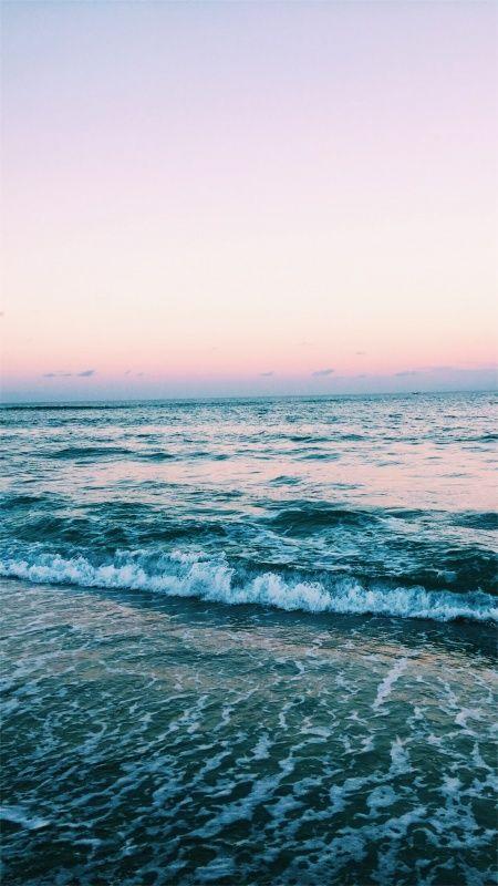 Vsco Helenmp Ocean Sunset Beach Sea La Vie Ocean