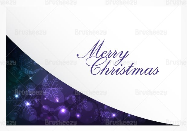 Purple Bokeh Christmas PSD Background - Free Photoshop
