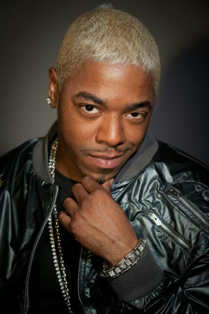 Sisqo From 90s R B Singing Quartet Dru Hill Dyed His Hair Blond It Became His Signature Color Singer Rhythm And Blues Record Producer