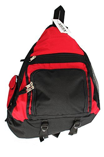 Xtitix Knight Rider Sport Gym Hiking Shoulder Sling Backpack Body Bag, Red #bag http://www.allbodybag.com/xtitix-knight-rider-sport-gym-hiking-shoulder-sling-backpack-body-bag-red/ Xtitix Knight Rider Sport Gym Hiking Shoulder Sling Backpack Body Bag, Red Knight rider sport gym hiking shoulder sling bag backpack body bag, black are made with 600d polyester w/heavy vinyl backing. Durable to carry more item. In font it come with adjustable strap for extra item like shoe, yoga mat, blan..
