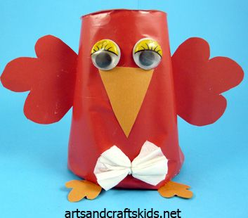 Bird Craft For Kids Craft Ideas Easy Crafts Ideas For Kids