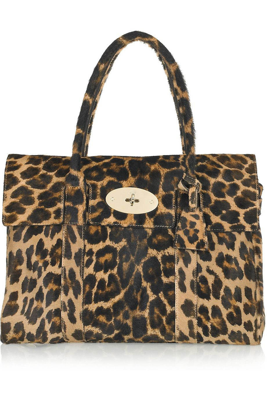 f8f87d3a7f12 Mulberry Bayswater Calf Hair Bag in Leopard Print £2000