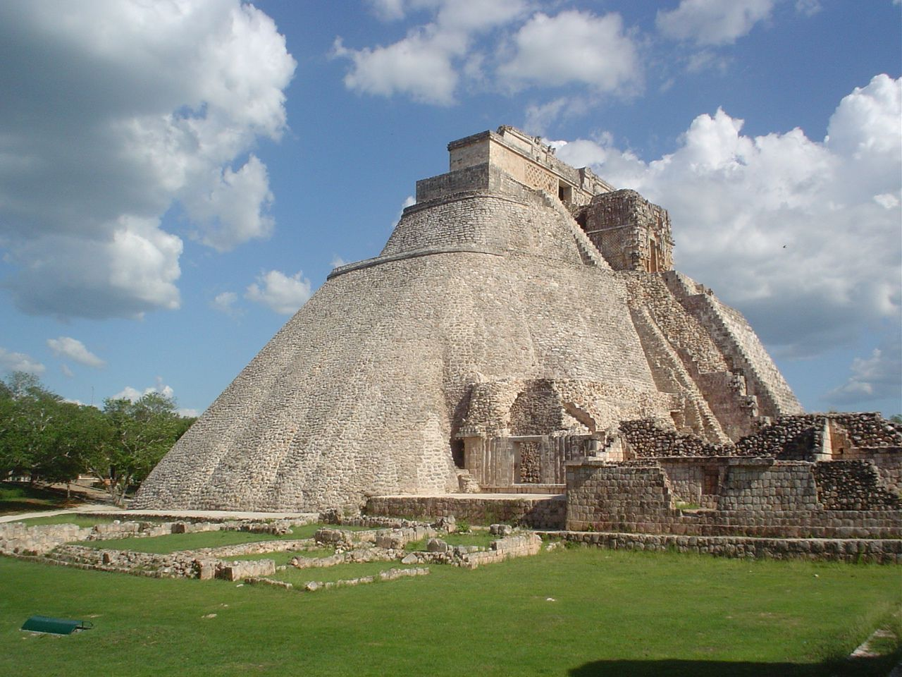 Most Beautiful Places In The World, Uxmal, Mexico