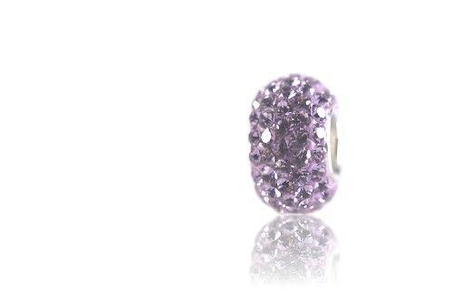 pandora lilac charm