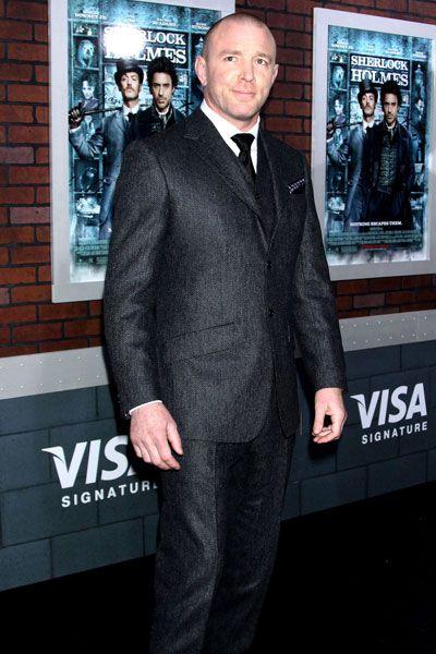 Punchbowl bei Ritchie unter Vertrag©WENN.comJa, im Filmemachen war Guy Ritchie ohnehin eher ein Flop-King. Kein Wunder also, dass der