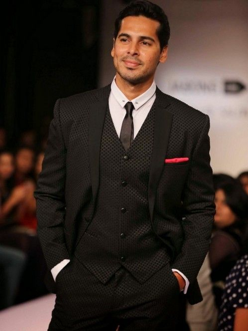 Indian Wedding Guest Outfits for Men | Dino morea and Indian man