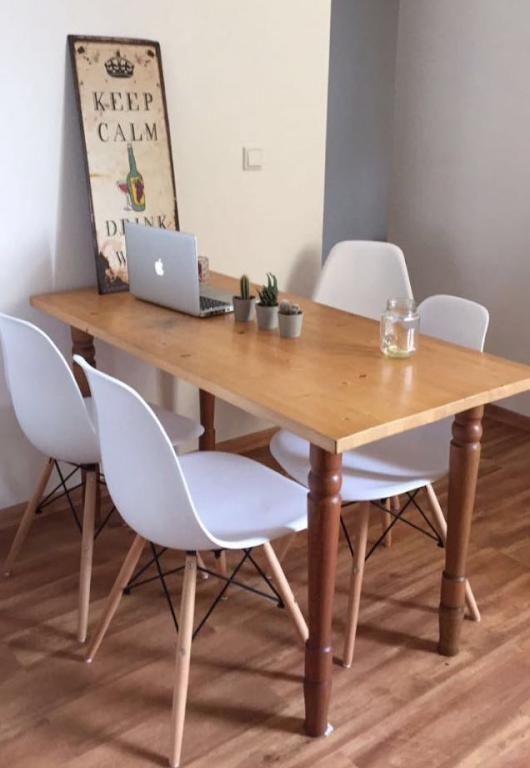 Esstisch in der Küche #essecke #esszimmer #scandistyle Esszimmer - essecken für küchen