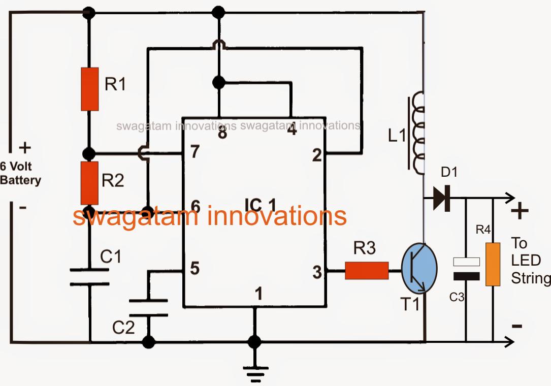 Circuit Diagram Of Walkie Talkie