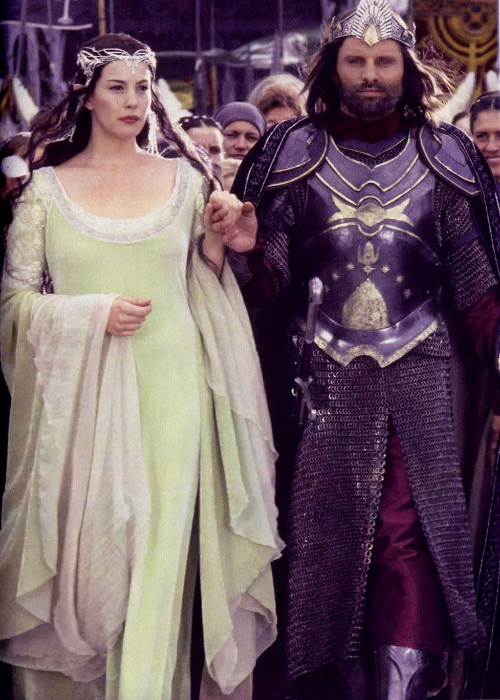 Lotr10 Jpg 977 1 367 Pixels Lord Of The Rings Aragorn And Arwen Aragorn