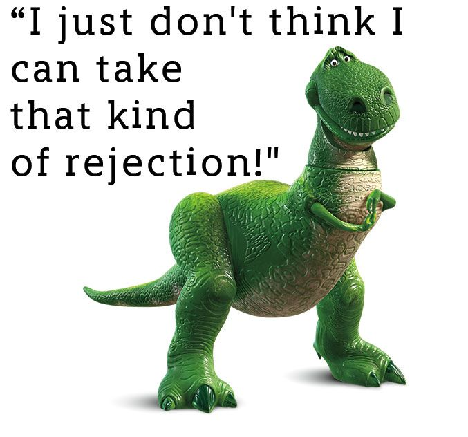 Everyone S A Little Bit Rex Smac Week 2014 Toy Story Quotes Toy