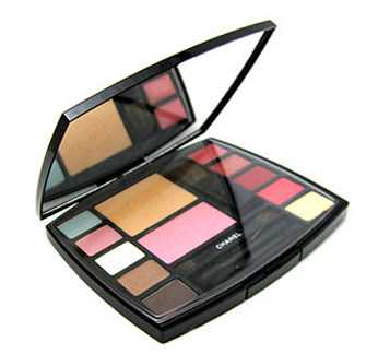 Chanel Travel Makeup Palette Altitude Limited Edition