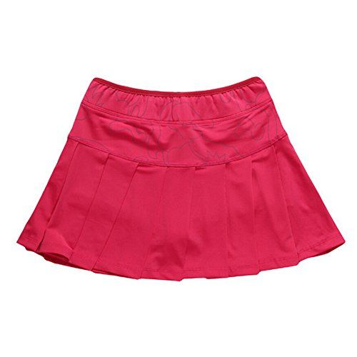 Pockets Sports Skort Tennis Athletic Skirt Skort TopTie Women Team Skort