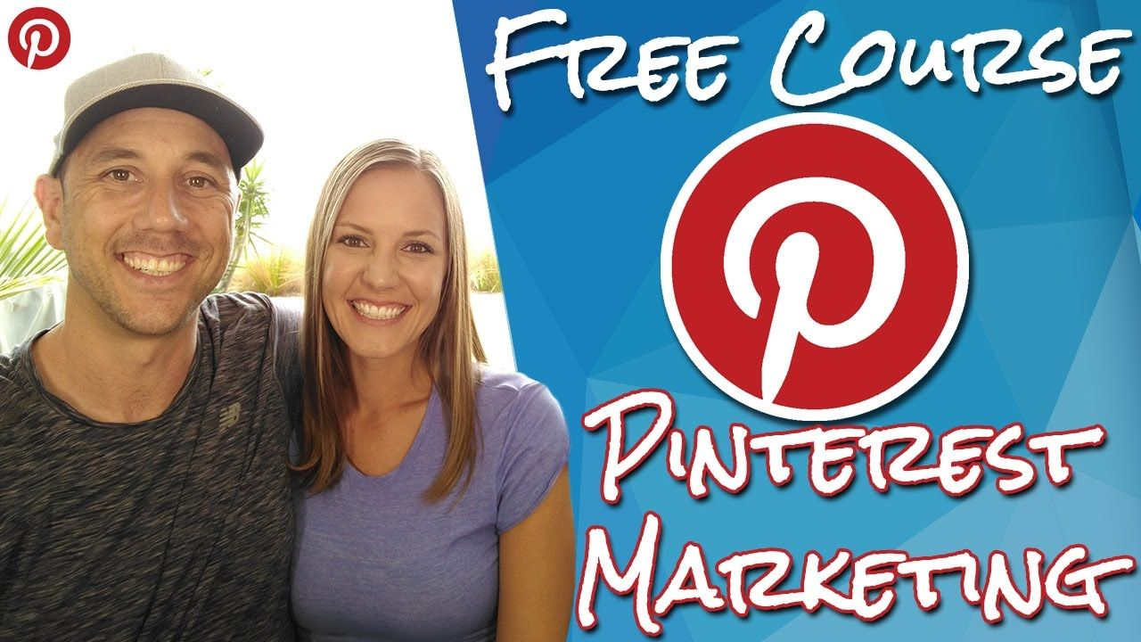 Free Pinterest Marketing Course For Your Online Business Without Paid Pi...