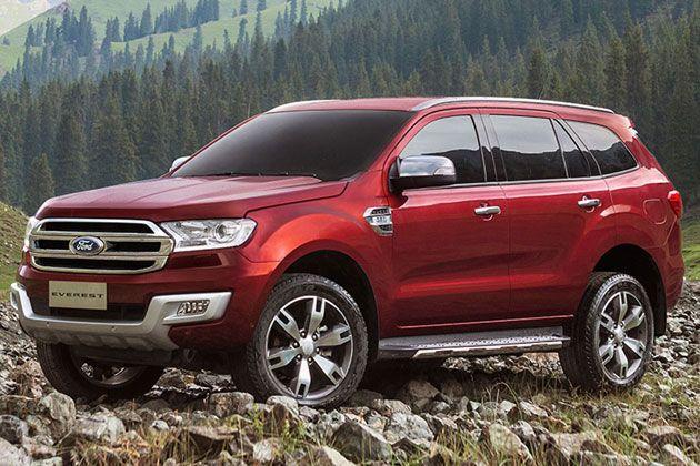 2016 Ford Everest Suv Http Fordcarsntrucks Com 2016 Ford Everest Specs Design Price Ford Endeavour New Cars Car