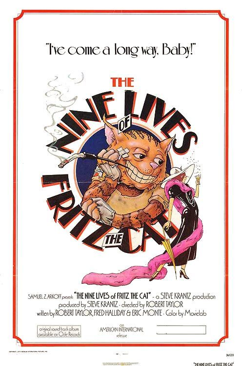 Download The Nine Lives of Fritz the Cat Full-Movie Free