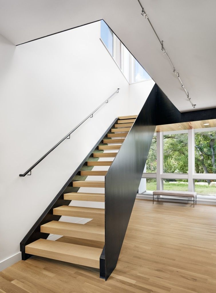 Modern Steel Stairs Staircase Design Steel Stairs House And