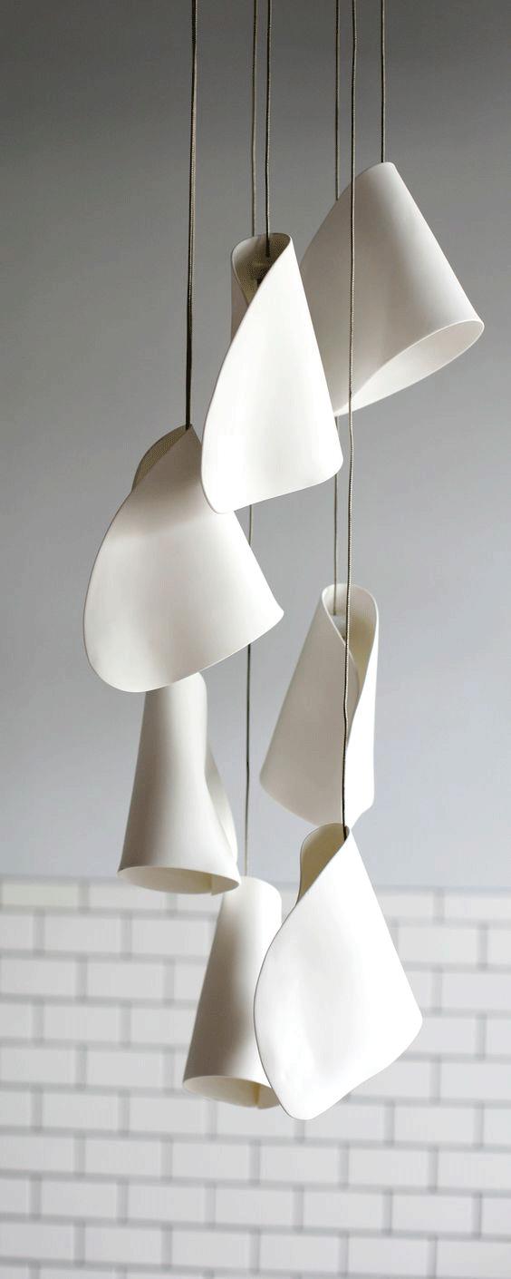 lampadario-bianco-porcellana-per-bagno-total-white | Arch and Lights