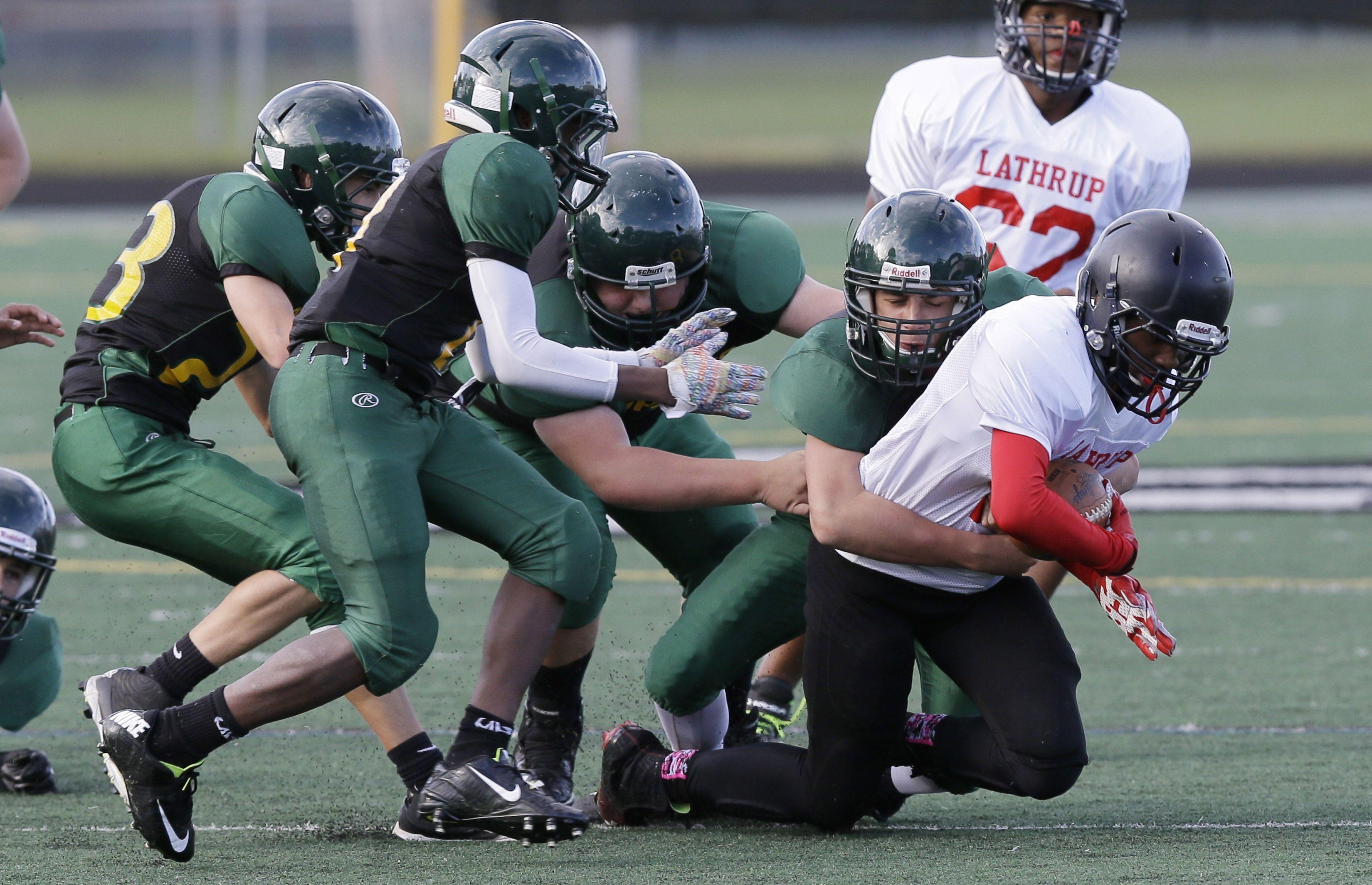 Newsela Concussion program for high school athletes