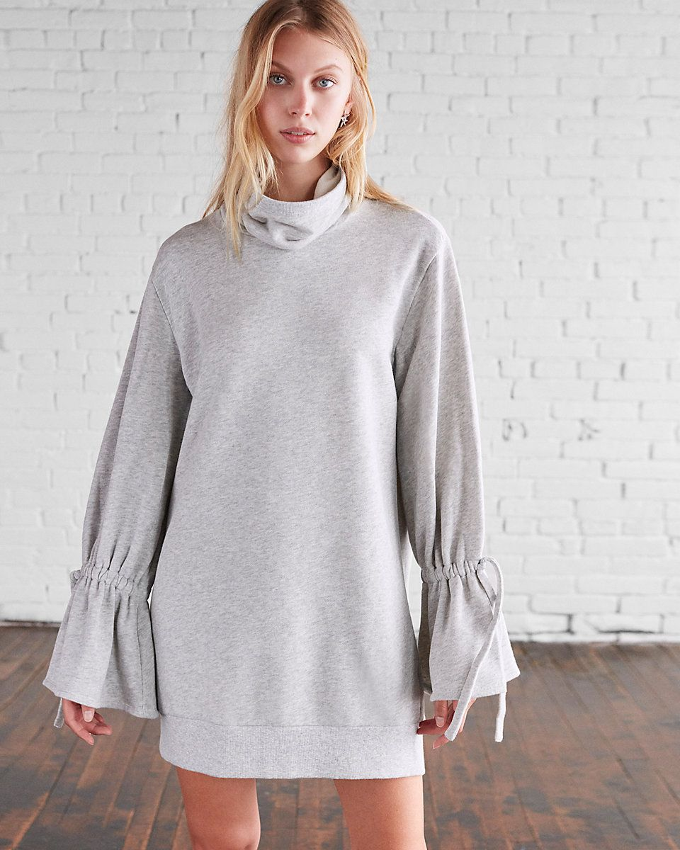 Dress up your street style with this oversized sweatshirt ...