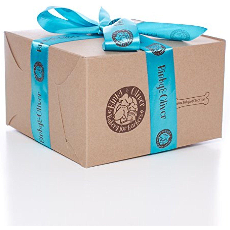 Bakery Box of Gourmet, Organic Dog Treats 5 x Assorted