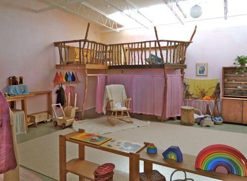 Waldorf Kinderzimmer ~ Waldorf school rooms google search educati