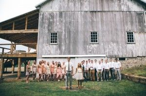 Hidden Vineyard Wedding Barn Is A Venue In Michigan See Photos And Contact For Tour