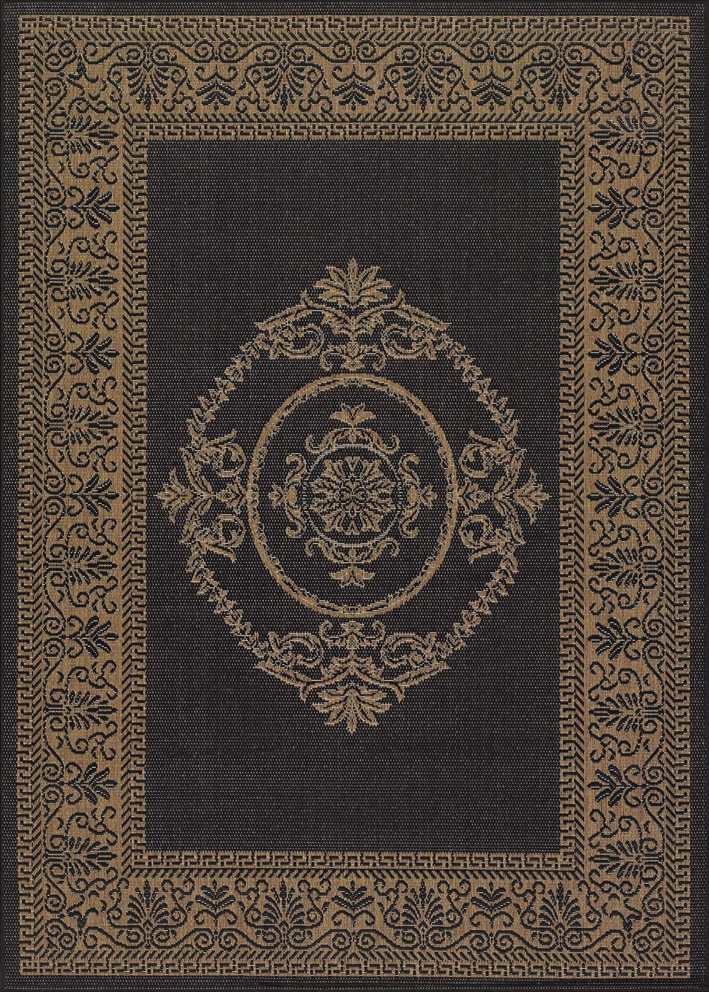 Recife Antique Medallion Outdoor Area Rugs Make Living Easy An Seating Will Instantly Become Cozier And More Welcoming When Adding
