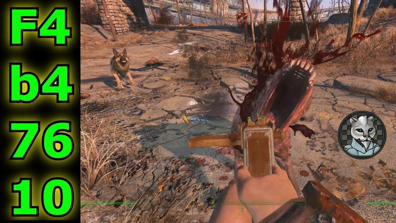 Fallout 4 B4 Fallout 76 [SURVIVAL] Gunslinger 10