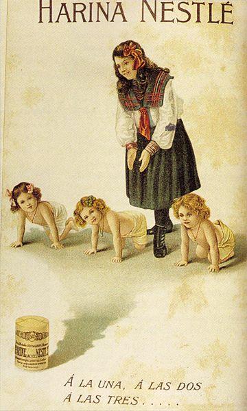 Resultado de imagen de alimentacion carteles antiguos