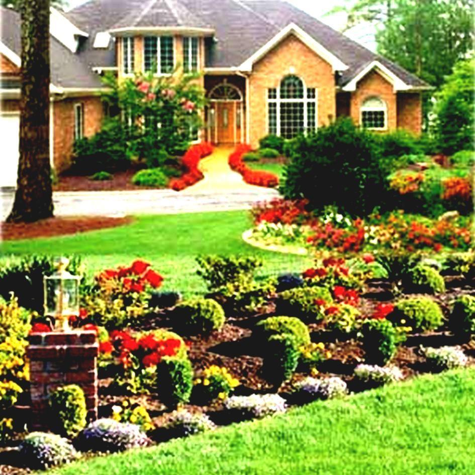 Garten Moderne Landschaftsbau Ideen Für Kleine Vorgärten #Gartendeko