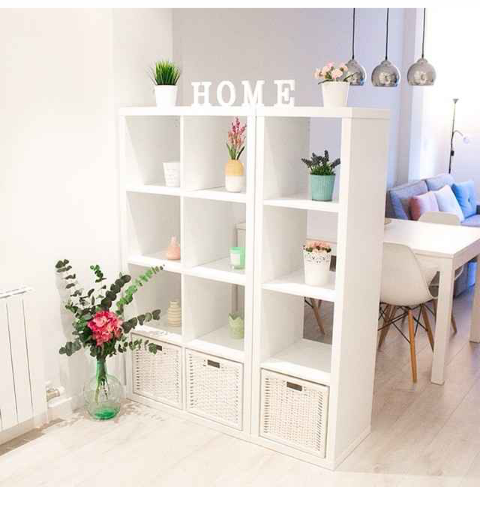 Diy Dining Room Storage: To Separate Dining And Living Rooms??