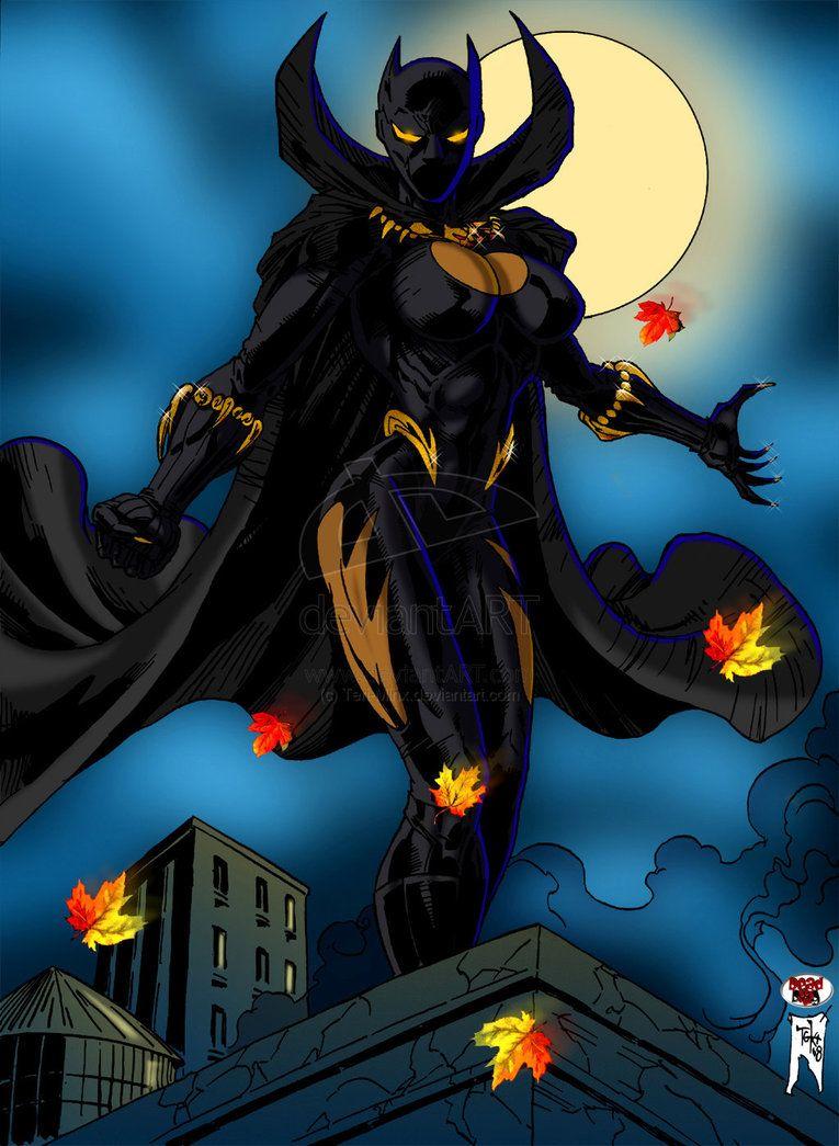 Black Pantha 1b By *Teri-Minx On DeviantART