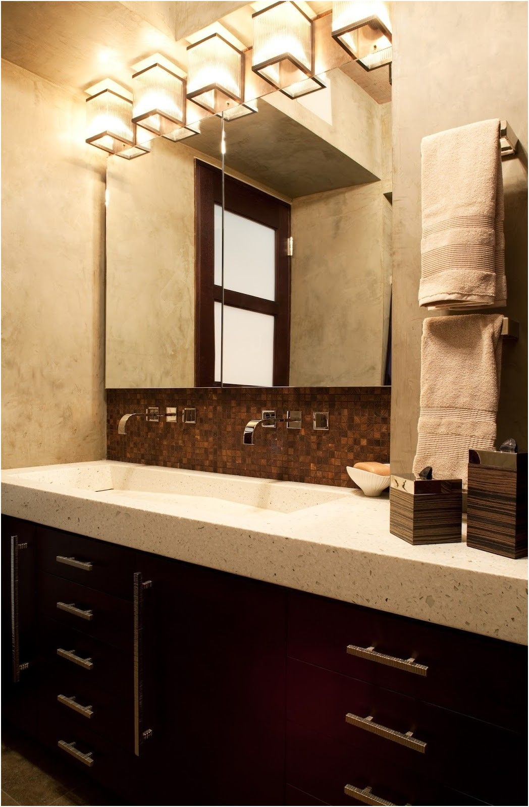 Awesome Ceiling Mounted Bathroom Vanity Light Fixtures