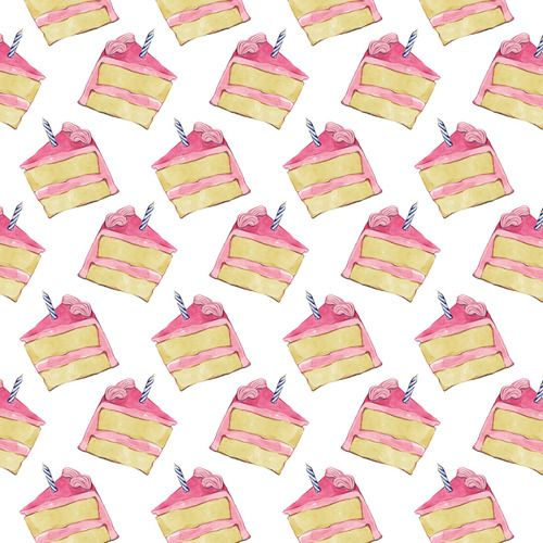Cake Pattern By Laura Manfre Patterns Pinterest Pattern