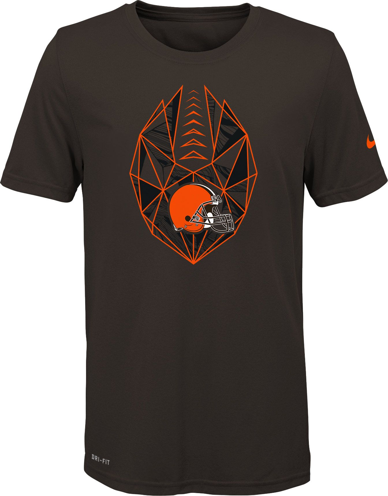 youth cleveland browns tee