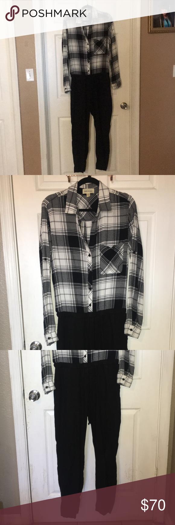 Flannel into dress  Cloth u Stone Flannel Jumpsuit  Flannels Pant jumpsuit and Middle