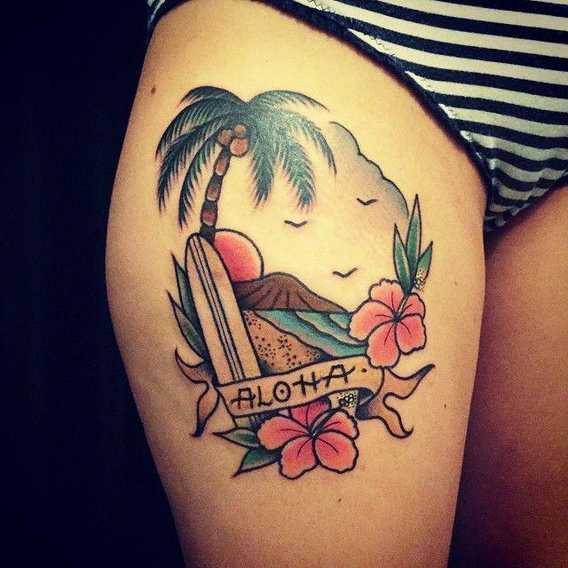palm tree tattoos tattoos pinterest palm tattoo and tatting. Black Bedroom Furniture Sets. Home Design Ideas