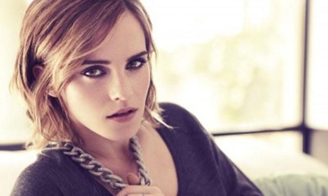Emma Watson Marie Claire feb 2013