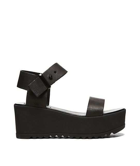 Wedge Surfside Platform SandalsSteve Madden Black WantNeed ym8O0nwPvN