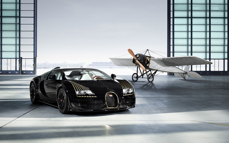 Bugatti Veyron Grand Sport Vitesse Legend Black Bess Luxury Cars