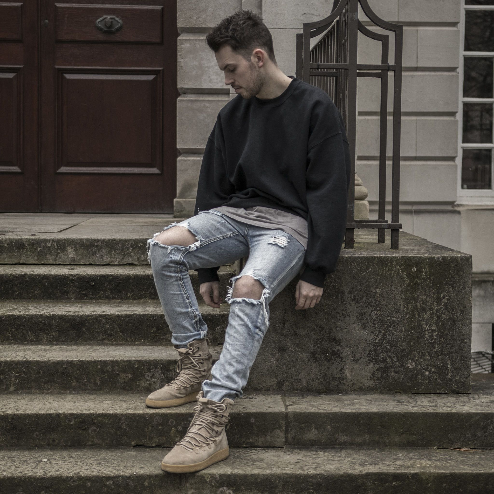 94f7b203dc2 Ankle Zip Jeans Restock! After high demand and selling out we have  restocked all sizes for you! Cop now!