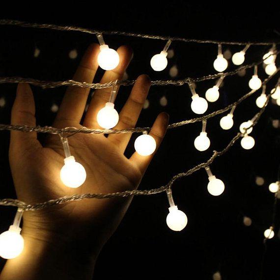 Christmas Lights 10M 100 LED String Lights 110-220V LED Fairy