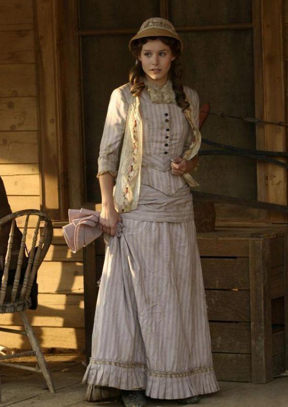 Kristen Bell In Deadwood