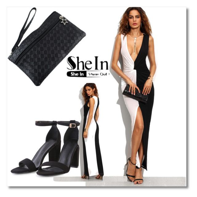 """""""Shein #1/2"""" by s-o-polyvore ❤ liked on Polyvore"""