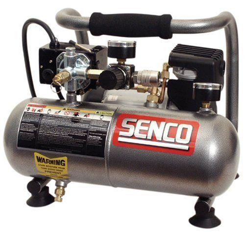 Senco Pc1010 1 Horsepower Peak 2 Hp