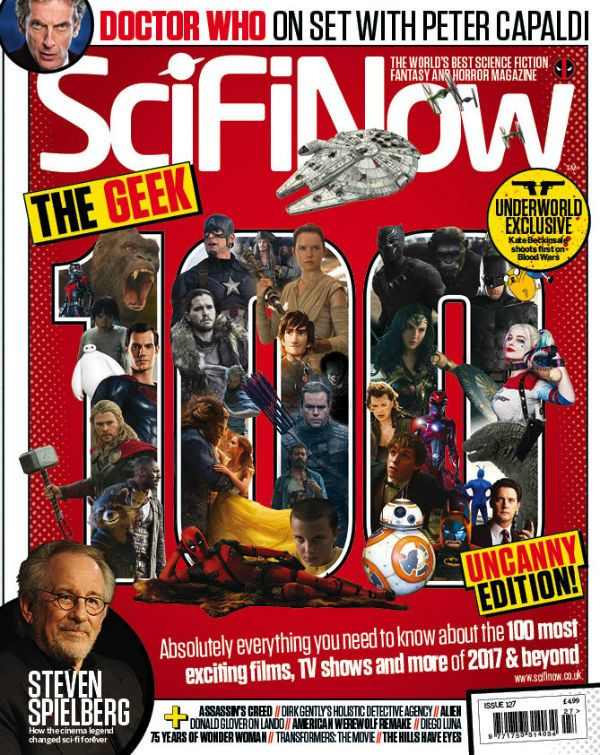 SciFiNow - The World's Best Science Fiction, Fantasy and Horror Website | SciFiNow Magazine