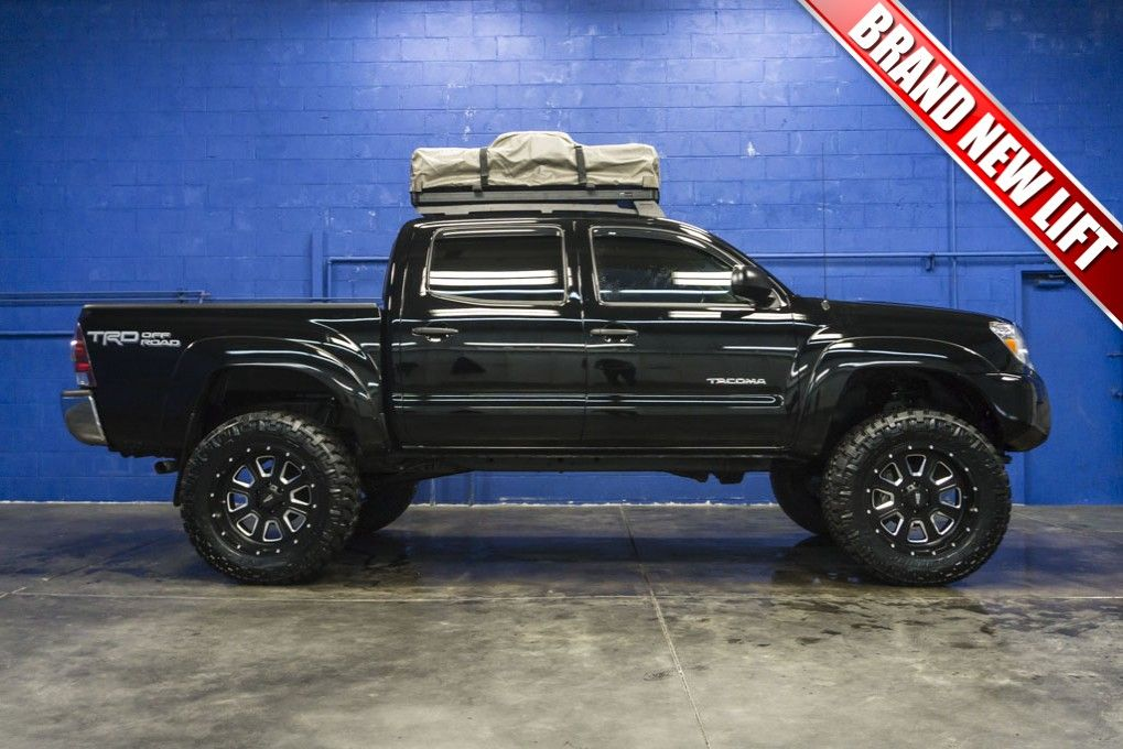 Lifted 2015 Toyota Tacoma 4x4 Truck For Sale At Northwest