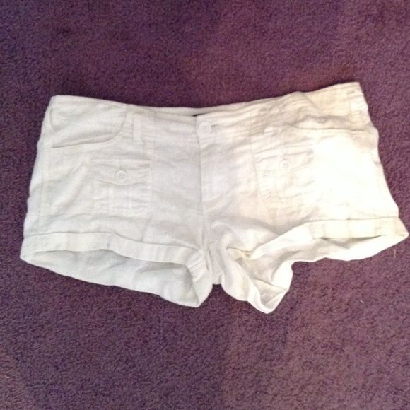 White ..Blue Asphalt shorts Very comfortable silky jean material Blue Asphalt Other
