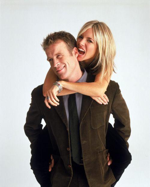 Keen Eddie (a seriously underrated show) - Eddie & Fiona